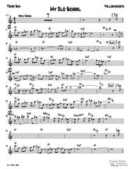 Download My Old School - Bb Sheet Music By Russell Ferrante, Jimmy