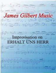 Improvisation on ERHALT UNS HERR (Descent)