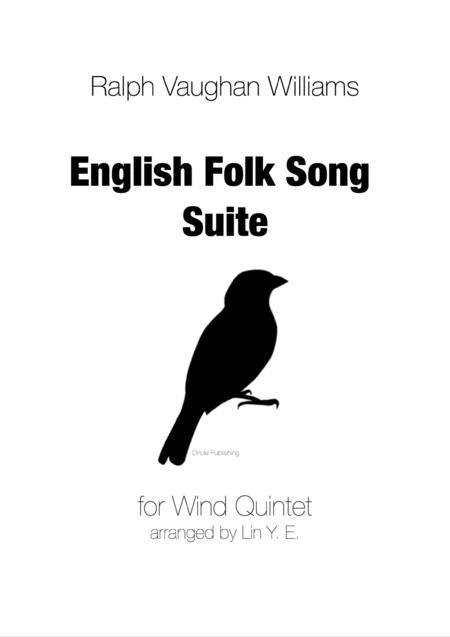 Williams - English Folk Song Suite - Complete (arr. for Wind Quintet)