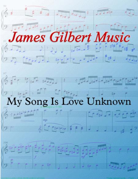 My Song Is Love Unknown