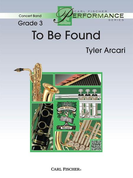 To Be Found