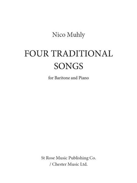 Four Traditional Songs