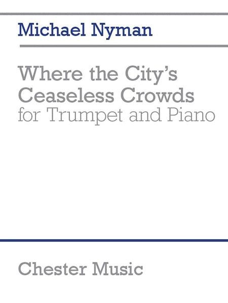 Where the City's Ceaseless Crowds