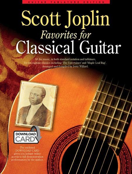 Favorites For Classical Guitar
