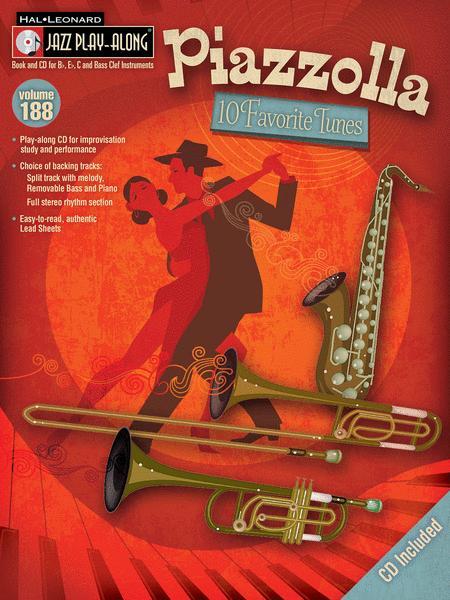 Piazzolla - Ten Favorite Tunes