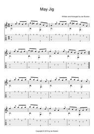 May Jig (Classical guitar arrangement)