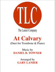 AT CALVARY (Duet – Trombone and Piano/Score and Parts)