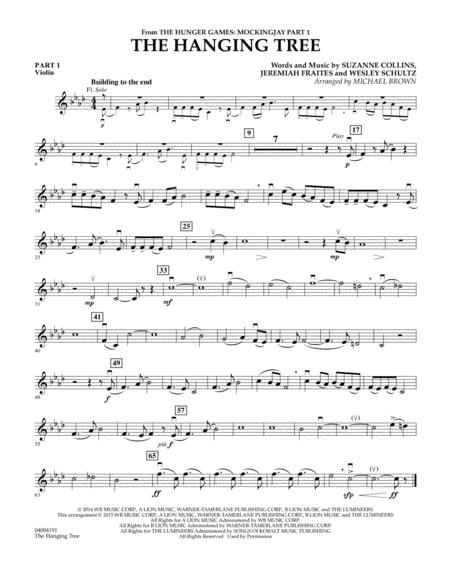 The Hanging Tree (from The Hunger Games: Mockingjay Part 1) - Pt.1 - Violin