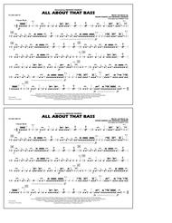 Download All About That Bass Snare Drum Sheet Music By