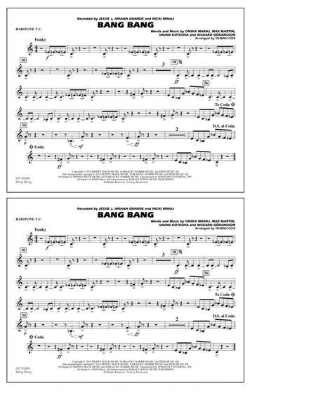 Bang Bang - Baritone T.C.
