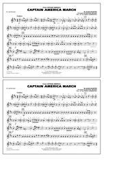 Captain America March - Eb Alto Sax