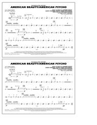 American Beauty/American Psycho - Aux Percussion
