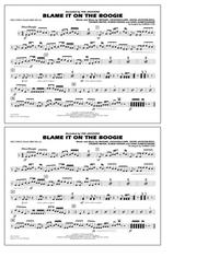 Blame It on the Boogie - Multiple Bass Drums