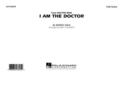 I Am the Doctor (from Doctor Who) - Conductor Score (Full Score)