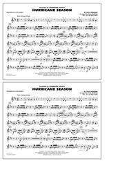 Hurricane Season - Bb Horn/Flugelhorn