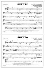 Shake It Off - Eb Baritone Sax
