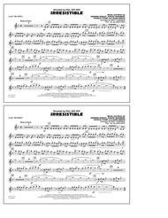 Irresistible - 1st Bb Trumpet