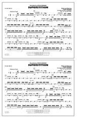 Superstition - Snare Drum