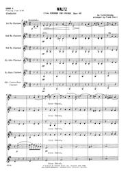 Waltz From Serenade For Strings Op. 48 - Full Score
