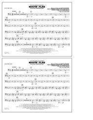 Download Wavin' Flag - Electric Bass Sheet Music By K'naan