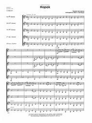 Hopak - Full Score