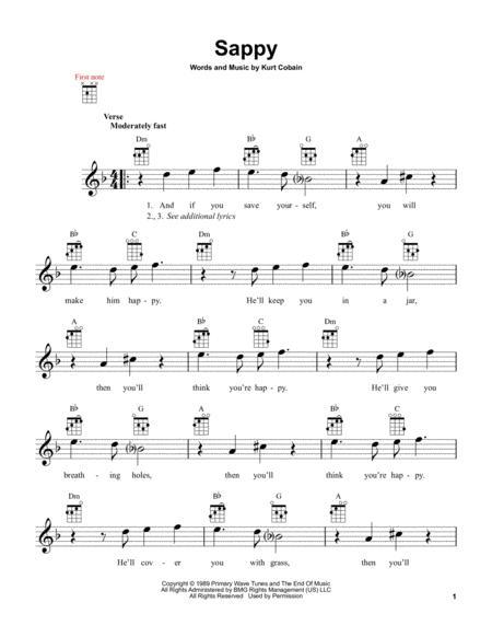 Unique Dumb Nirvana Chords Component - Basic Guitar Chords For ...