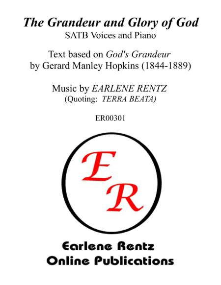 The Grandeur and Glory of God - SATB