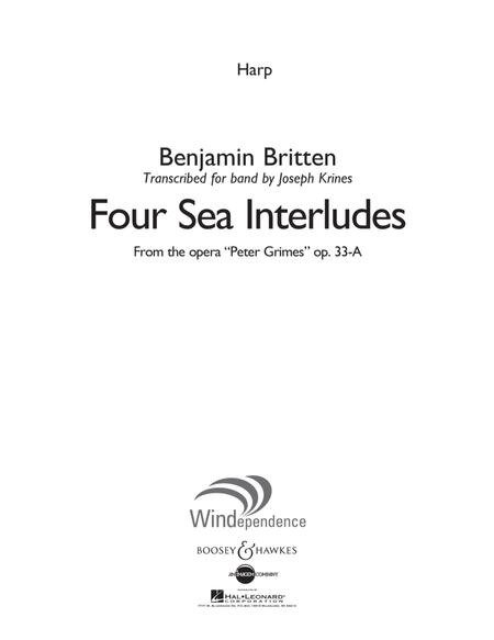 Four Sea Interludes (from the opera