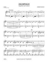 Ogopogo (Legendary Lake Creature) - Piano