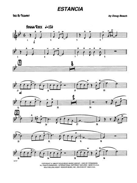 Estancia - Trumpet 3