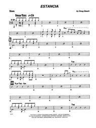Estancia - Drums