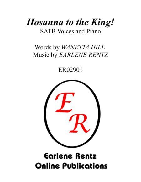 Hosanna to the King! - SATB