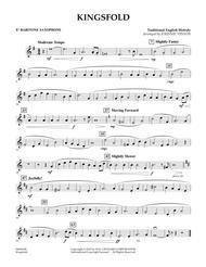 Kingsfold - Eb Baritone Saxophone