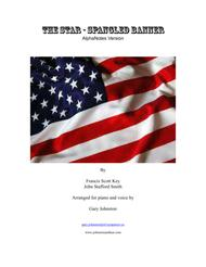 The Star - Spangled Banner (AlphaNotes Version)