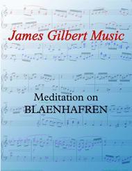 Meditation on BLAENHAFREN