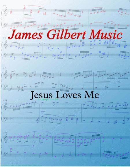 Jesus Loves Me (OR)