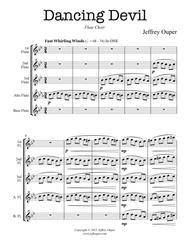 Dancing Devil (flute choir)
