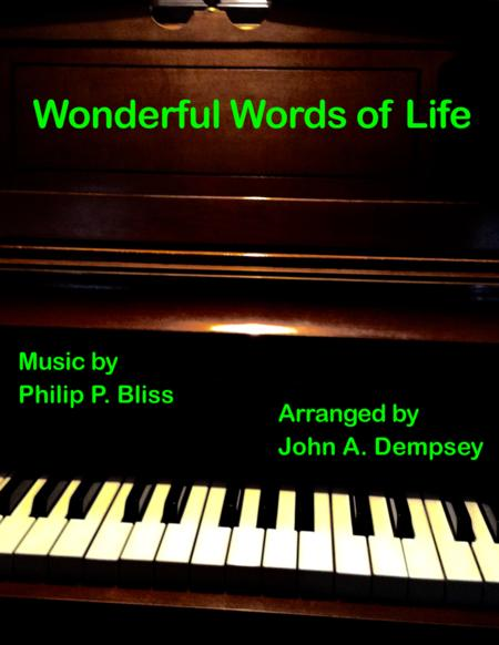 A Touch of Beethoven: Wonderful Words of Life