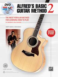 Alfred's Basic Guitar Method, Book 2