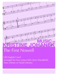 The First Nowell (2 Octave Handbell, Hand Chimes or Tone Chimes)