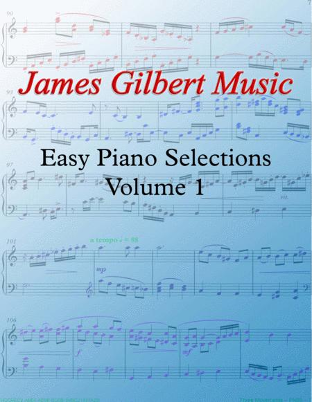 Easy Piano Selections, Volume 1