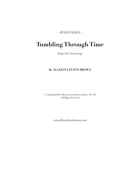 Tumbling Through Time - Evocative Piano Solo - by Allison Leyton-Brown