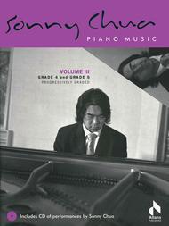 Sonny Chua - Piano Music: Volume III