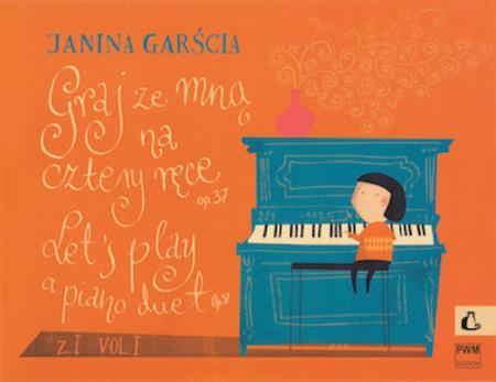 Let's Play a Piano Duet Op. 37 Vol. 1