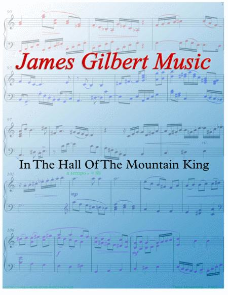 In The Hall of the Mountain King (Op. 23, No. 7)