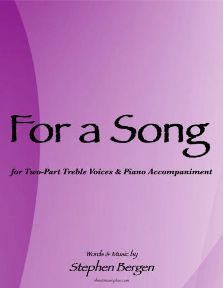 For a Song