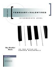 February - Valentines