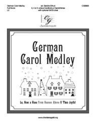 German Carol Medley - Handbell Score