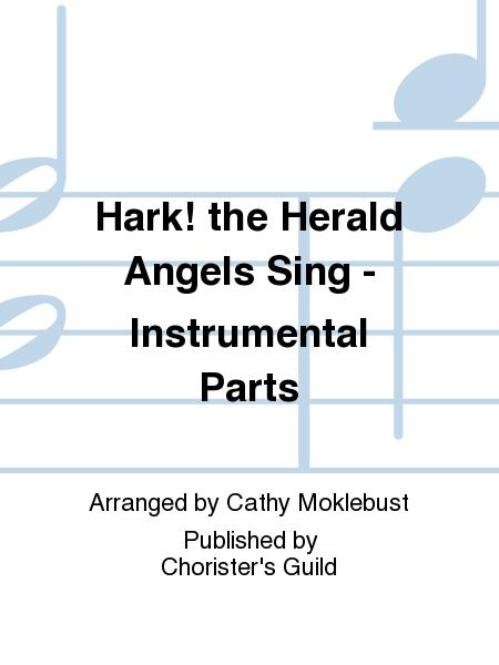 Hark! the Herald Angels Sing - Reproducible Instr. Parts