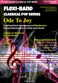 Ode To Joy (Flexi-Band Score and Parts)